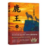 鹿王 下 [日]上桥菜穗子 新星出版社【新华书店 值得信赖】