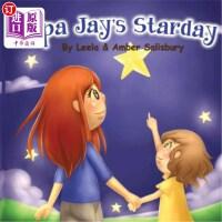 【中商海外直订】Papa Jay's Starday: Starday