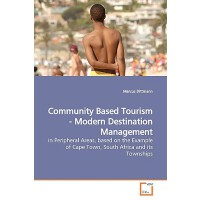 【预订】Community Based Tourism - Modern Destination Management