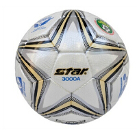 STAR世达 足球 防水手缝五号专业比赛 SB375足球