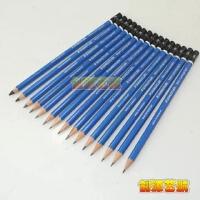 德国进口STAEDTLER施德楼铅笔100蓝杆 美术绘画设计素描铅笔