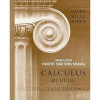 【预订】Calculus, Student Solutions Manual (Chapters 1 - 12): O