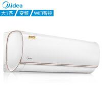 美的(Midea)大1匹 冷暖 变频 智能 家用空调挂机 挂壁式空调 KFR-26GW/WDAA3@