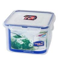 乐扣乐扣保鲜盒塑料冰箱收纳盒 微波小饭盒860ml密封盒HPL855