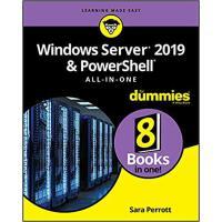【预订】Windows Server 2019 & Powershell All-In-One For Dummies