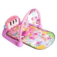 脚踏钢琴健身架器W2621宝宝新生婴儿毯早教子音乐玩具0-1岁