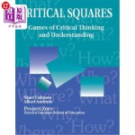 【中商海外直订】Critical Squares: Games of Critical Thinking and Un