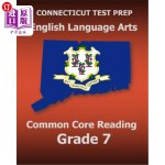 【中商海外直订】CONNECTICUT TEST PREP English Language Arts Common
