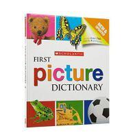英文原版 学乐儿童图画字典 Scholastic First Picture Dictionary