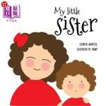 【中商海外直订】My Little Sister: An Illustrated Book about New Sib