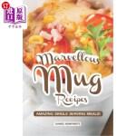 【中商海外直订】Marvellous Mug Recipes: Amazing Single Serving Meal