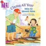 【中商海外直订】Clams All Year / Mon So Quanh Nam: Babl Children's