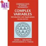 【中商海外直订】Complex Variables: Introduction and Applications