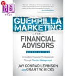 【中商海外直订】Guerrilla Marketing for Financial Advisors: Transfo