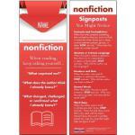 【预订】Reading Nonfiction Student Bookmarks: 30-Pack
