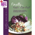【中商海外直订】Finally... Food I Can Eat!: A Dietary Guide and Coo