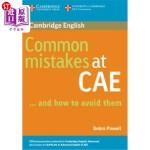 【中商海外直订】Common Mistakes at Cae...and How to Avoid Them
