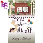 【中商海外直订】Steps from Death: A Craft Circle Cozy Mystery