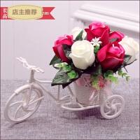 家用装饰品摆件花仿真花花车套装花艺装饰花假花客厅餐桌摆放花卉绢花SN6810