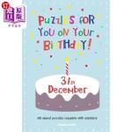 【中商海外直订】Puzzles for you on your Birthday - 31st December