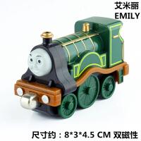 托马斯和朋友儿童玩具越诚托马斯小火车合金套装轨道磁力和朋友们托比高登亨利