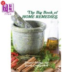 【中商海外直订】The Big Book of Home Remedies