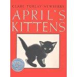 April's Kittens [Hardcover]四月的小猫(凯迪克银奖作品,精装)ISBN97800602440