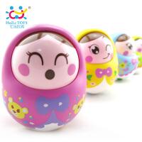 大号不倒翁玩具不倒点头娃娃 宝宝益智儿童玩具婴儿玩具0-1岁 点头不倒娃 AF25387