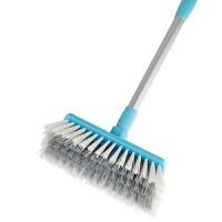 长柄地板刷子 浴室清洁刷厨房地砖刷卫生间洗地刷瓷砖硬毛扫水刷