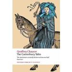 英文原版 坎特伯雷故事集(牛津世界经典) The Canterbury Tales