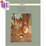 【中商海外直订】Grimm's Fairy Tales - Illustrated by Mabel Lucie At