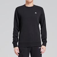 adidas阿迪达斯男子卫衣2018新款套头衫休闲运动服DT2504