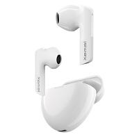 漫步者声迈X6无线蓝牙耳机半入耳式无感延迟lollipods plus适用华为苹果小米手机tws1挂耳式迷你隐形双耳降噪