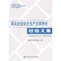 落实企业安全生产主体责任经验文集