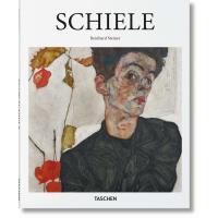 埃贡席勒画册集 SCHIELE 艺术绘画作品集 艺术图书籍