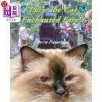 【中商海外直订】Lucy The Cat Enchanted Forest