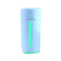 加湿器迷你 usb便携桌面喷雾器七彩灯静音办公室卧室学生宿舍加湿器