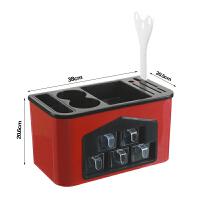 多功能厨房调料盒置物架调料盒收纳盒调味料收纳架厨房用品套装