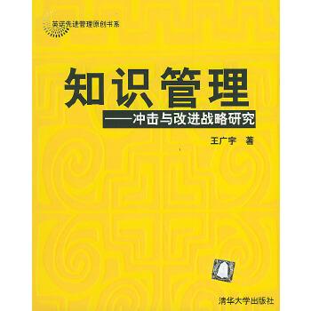 知识管理——冲击与改进战略研究——英诺先进管理原创书系
