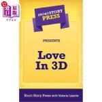 【中商海外直订】Short Story Press Presents A Love in 3-D