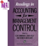 【中商海外直订】Readings in Accounting for Management Control