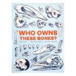 现货 英文原版 Who Owns These Bones? 谁拥有这些骨头? 认识骨骼 儿童科普启蒙教程书籍