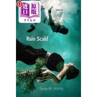 【中商海外直订】Rain Scald: Poems