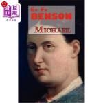 【中商海外直订】E.F. Benson's Michael