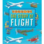 英文原版 小开本全景立体书:飞行的故事 The Story of Flight: Panorama Pops