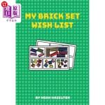 【中商海外直订】My Brick Set Wish List