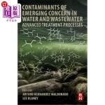 【中商海外直订】Contaminants of Emerging Concern in Water and Waste