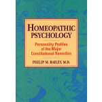 HOMEOPATHIC PSYCHOLOGY(ISBN=9781556430992) 英文原版