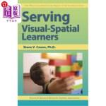 【中商海外直订】Serving Visual-Spatial Learners