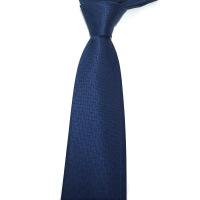 新男士正装领带新款蓝色男士正装商务条纹领带宽 休闲百搭职业纯色英伦领带u005